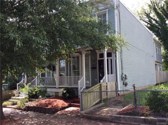 806 1/2 N 25th Street, Richmond, VA 23223 (MLS #1828000) :: Chantel Ray Real Estate