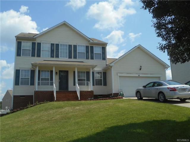 3306 Greenham Drive, Chester, VA 23831 (#1828290) :: Abbitt Realty Co.