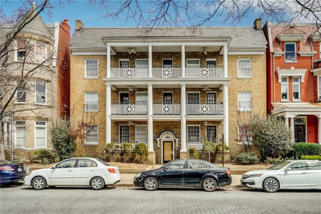 1630 Monument Avenue #5, Richmond, VA 23220 (MLS #1828856) :: Small & Associates