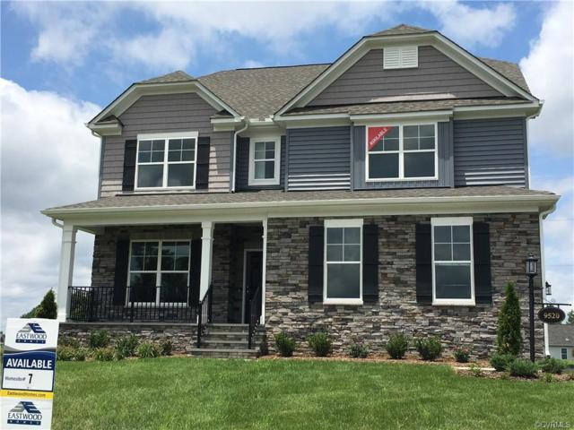 9520 Simpson Bay Drive, Mechanicsville, VA 23116 (#1828881) :: Abbitt Realty Co.