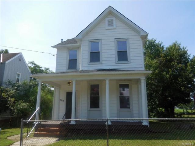 303 W Roberts Street, Richmond, VA 23222 (MLS #1829002) :: The Ryan Sanford Team