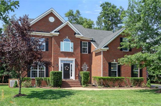 5921 Ketterley Row, Glen Allen, VA 23059 (MLS #1829034) :: Small & Associates