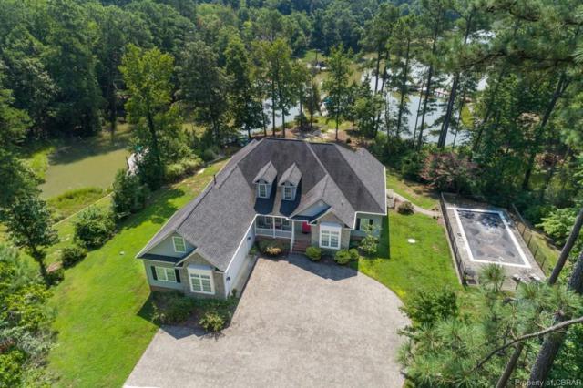 55 Cedar Pointe Drive, Urbanna, VA 23175 (MLS #1829090) :: Chantel Ray Real Estate
