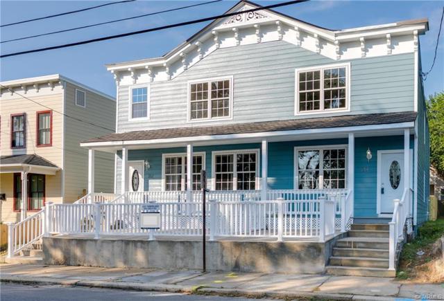 214 W 15th Street, Richmond, VA 23224 (MLS #1829156) :: Chantel Ray Real Estate