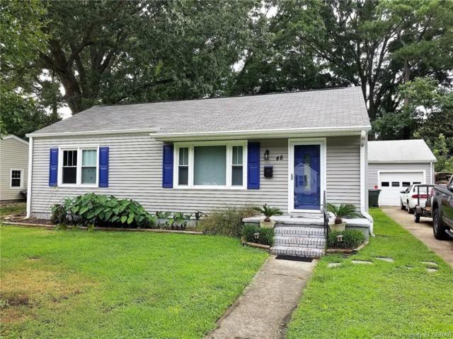 48 Greenwood, Newport News, VA 23601 (#1829184) :: Abbitt Realty Co.