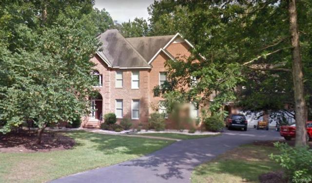 9307 Oak Trail, Ashland, VA 23005 (#1829309) :: Abbitt Realty Co.