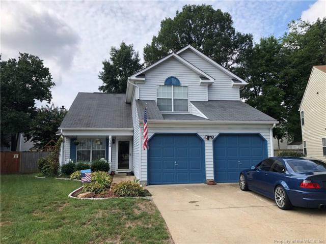 1544 Winthrope Drive, Newport News, VA 23602 (MLS #1829390) :: Chantel Ray Real Estate
