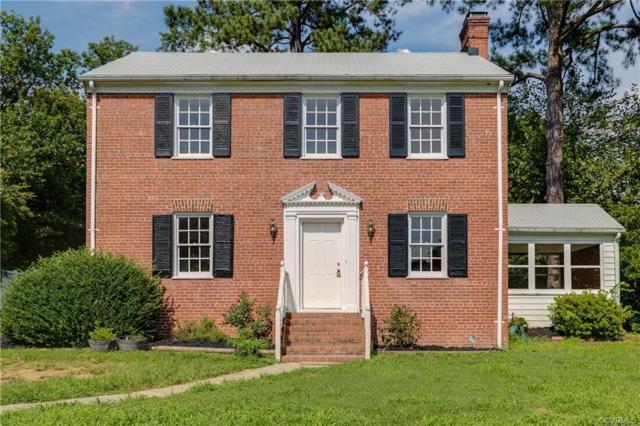 7707 Woodman Road, Henrico, VA 23228 (#1829424) :: Abbitt Realty Co.