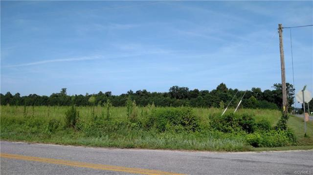 001 Arwood Road, Disputanta, VA 23842 (MLS #1829559) :: Chantel Ray Real Estate