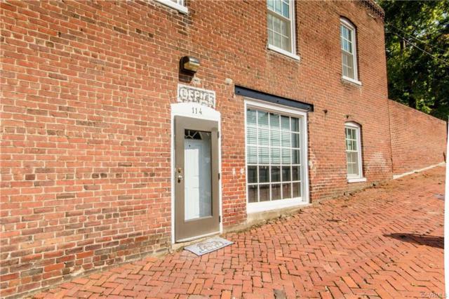 2418 E Franklin Street U114, Richmond, VA 23223 (MLS #1829575) :: Chantel Ray Real Estate