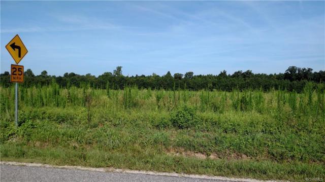 002 Arwood Road, Disputanta, VA 23842 (MLS #1829711) :: Chantel Ray Real Estate