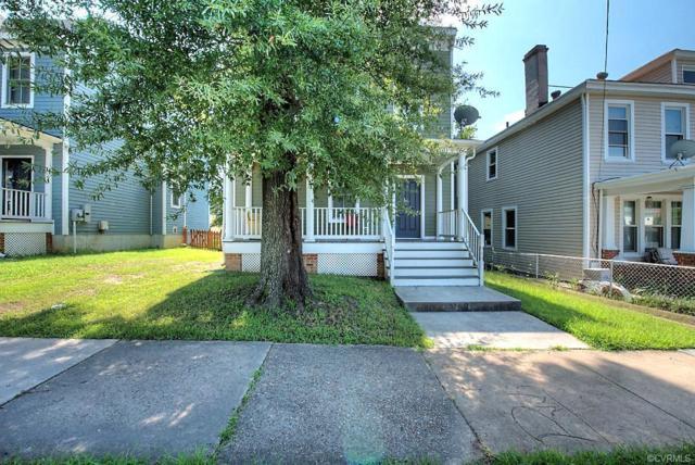 1308 Decatur Street, Richmond, VA 23224 (MLS #1829724) :: The RVA Group Realty
