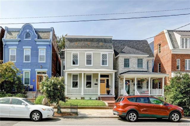 2611 W Main Street, Richmond, VA 23220 (MLS #1829751) :: Small & Associates