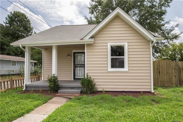 329 Hunt Avenue, Richmond, VA 23222 (MLS #1829830) :: The RVA Group Realty