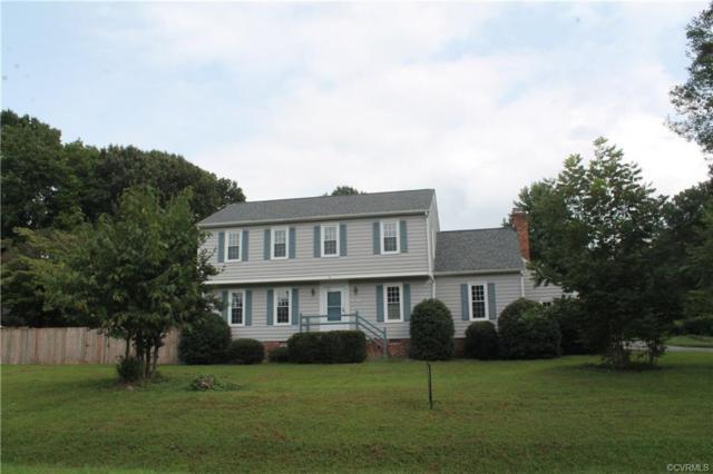 831 Pocono Drive, North Chesterfield, VA 23236 (MLS #1829840) :: The RVA Group Realty