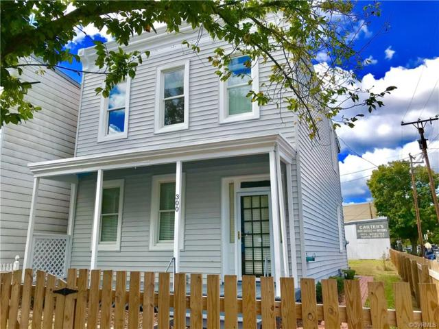 300 S Pine Street, Richmond, VA 23220 (MLS #1829882) :: Small & Associates