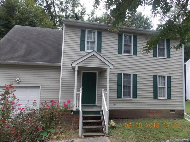 2000 Providence Creek Trail, Chesterfield, VA 23236 (#1829929) :: Abbitt Realty Co.