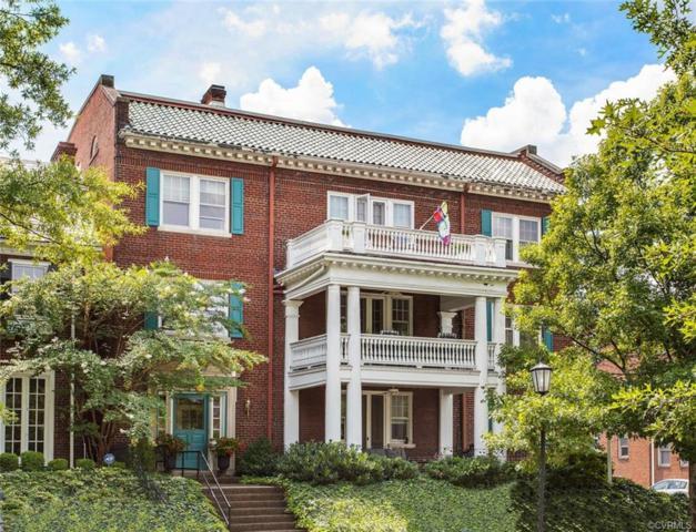 2923 Monument Avenue #2, Richmond, VA 23221 (#1829949) :: Abbitt Realty Co.