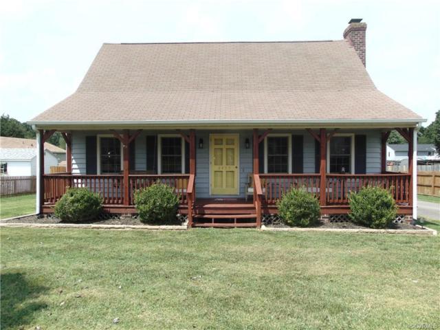 6455 Lakevista Drive, Mechanicsville, VA 23111 (MLS #1829981) :: The RVA Group Realty