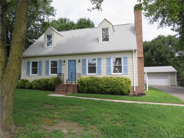 6534 Tammy Lane, Mechanicsville, VA 23111 (MLS #1830002) :: Small & Associates
