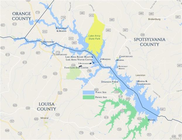 4628 Elmira Lane, Spotsylvania, VA 23024 (#1830013) :: Abbitt Realty Co.