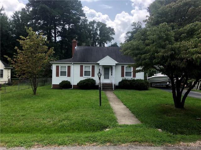 103 E Magruder Street, Sandston, VA 23150 (MLS #1830079) :: Small & Associates
