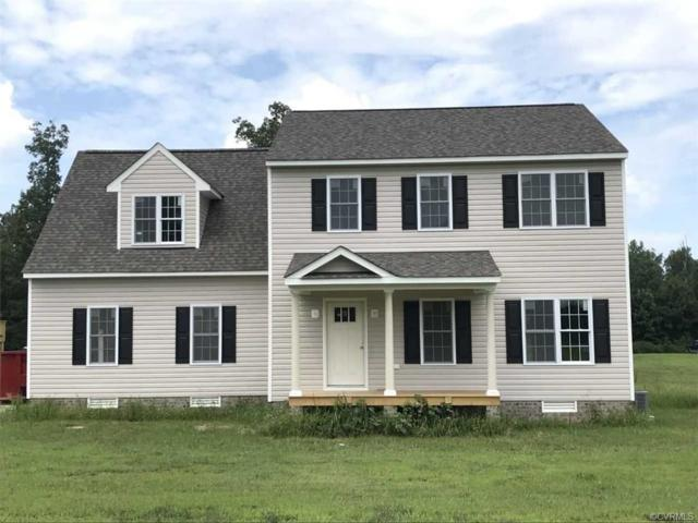 TBA Davis Glade, New Kent, VA 23141 (#1830195) :: Abbitt Realty Co.