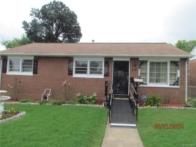1415 Ashley Street, Richmond, VA 23231 (MLS #1830246) :: Small & Associates
