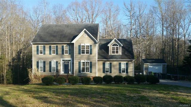 20037 Ivan Road, South Chesterfield, VA 23803 (MLS #1830247) :: Small & Associates