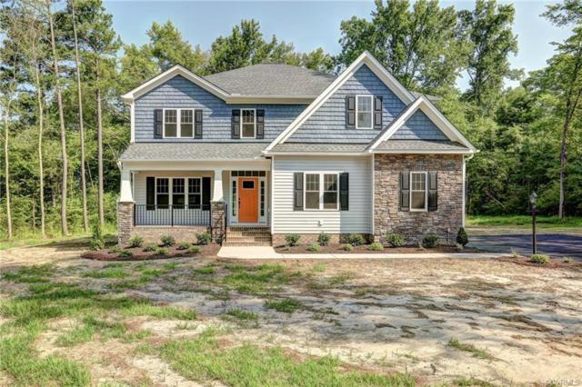 4743 Wormleys Lane, Mechanicsville, VA 23116 (#1830255) :: Abbitt Realty Co.