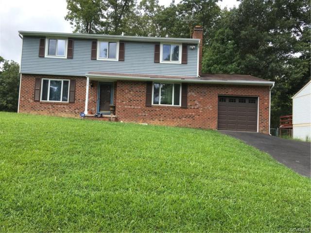 5718 Willowbranch Drive, Chesterfield, VA 23234 (#1830362) :: Abbitt Realty Co.
