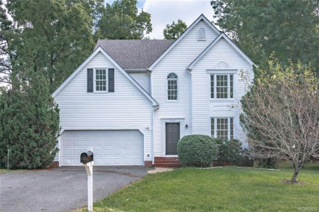 9561 Hungary Woods Drive, Glen Allen, VA 23060 (#1830417) :: Abbitt Realty Co.