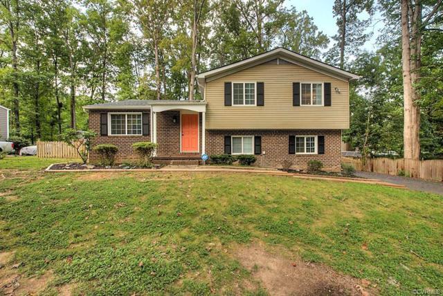 9628 Della Drive, Henrico, VA 23238 (MLS #1830763) :: Chantel Ray Real Estate