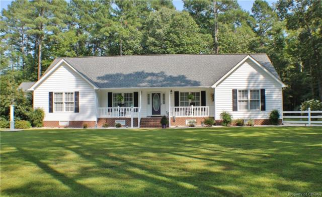 133 Schooner Lane, Mathews, VA 23109 (#1830939) :: Abbitt Realty Co.
