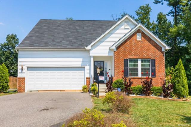 1267 N James Estates Drive, Henrico, VA 23231 (#1831303) :: Abbitt Realty Co.
