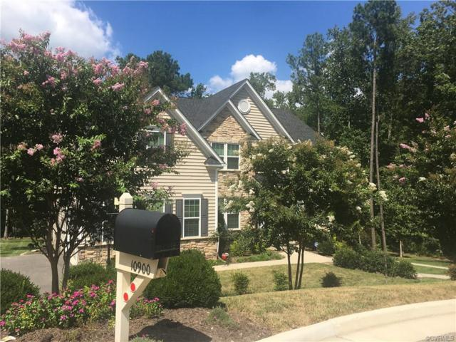 10900 Kalliope Drive, Chesterfield, VA 23838 (MLS #1831332) :: Chantel Ray Real Estate