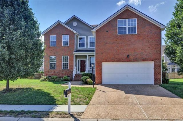 7215 Battalion Drive, Mechanicsville, VA 23116 (MLS #1831494) :: EXIT First Realty
