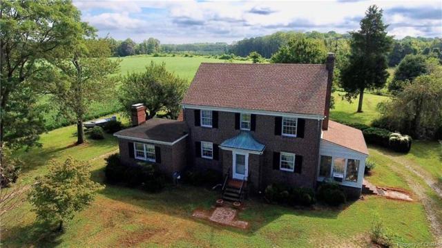 138 Rowes Landing Road, Heathsville, VA 22473 (#1831649) :: Abbitt Realty Co.