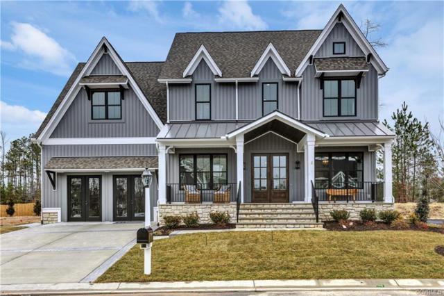 3713 Graythorne Drive, Midlothian, VA 23112 (MLS #1831797) :: Chantel Ray Real Estate