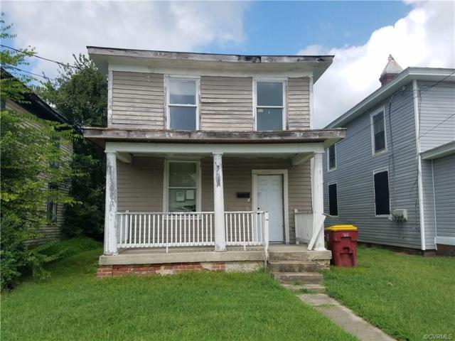 2205 Ferndale Avenue, Petersburg, VA 23803 (MLS #1831810) :: The RVA Group Realty