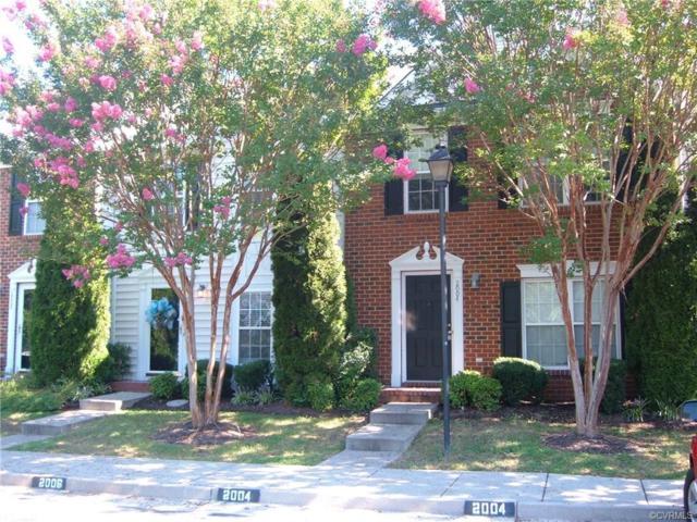 2004 Mountain Gate Lane #2004, Glen Allen, VA 23060 (MLS #1831838) :: Small & Associates