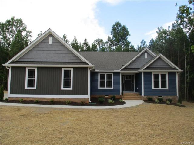 6175 Walnut Tree Drive, Powhatan, VA 23139 (MLS #1831850) :: EXIT First Realty