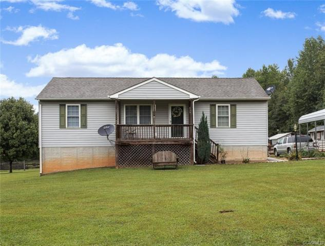 855 Johnson Road, Louisa, VA 23117 (MLS #1831871) :: EXIT First Realty