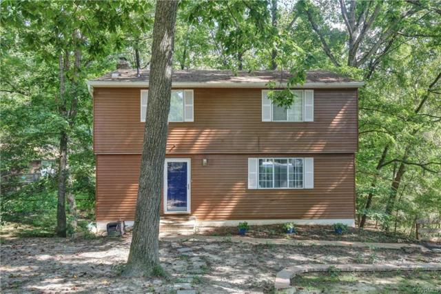 2543 Grassy Knoll Lane, North Chesterfield, VA 23236 (MLS #1831965) :: Chantel Ray Real Estate