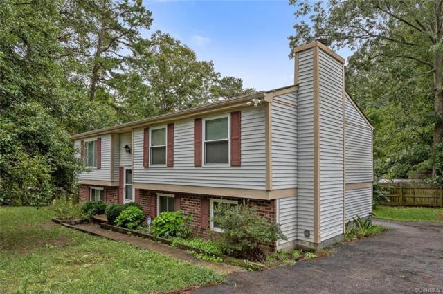 1901 Mountain Pine Boulevard, Chesterfield, VA 23235 (#1832114) :: 757 Realty & 804 Realty