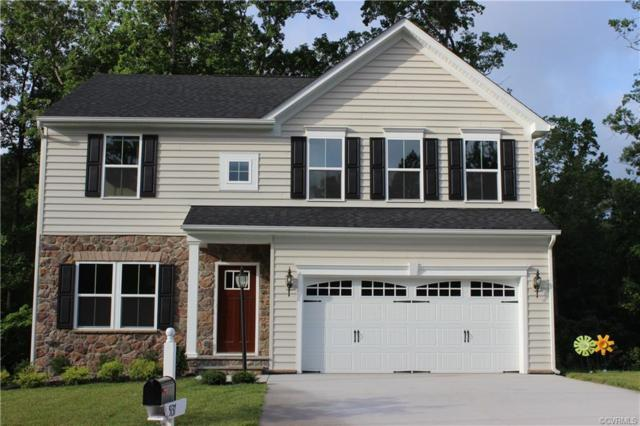 5137 Goldburn Drive, Chesterfield, VA 23237 (MLS #1832136) :: Chantel Ray Real Estate