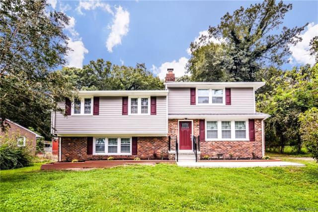 8325 Trout Lane, Chesterfield, VA 23236 (#1832137) :: 757 Realty & 804 Realty