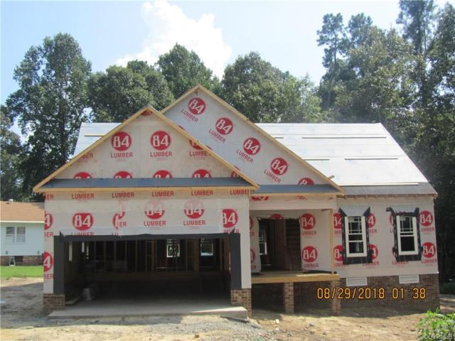 3007 Cardinal Drive, Quinton, VA 23141 (MLS #1832232) :: Chantel Ray Real Estate