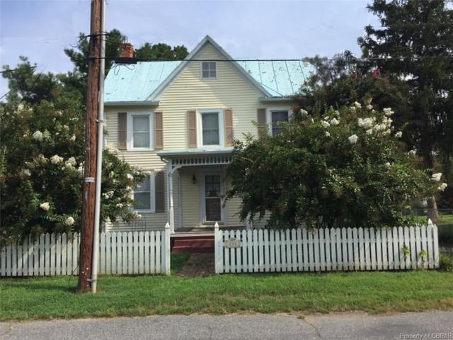 231 Taylor Avenue, Urbanna, VA 23175 (MLS #1832318) :: Chantel Ray Real Estate