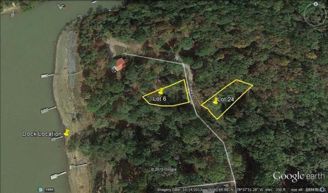 0 Occoneechee Drive, Clarksville, VA 23927 (#1832554) :: Abbitt Realty Co.